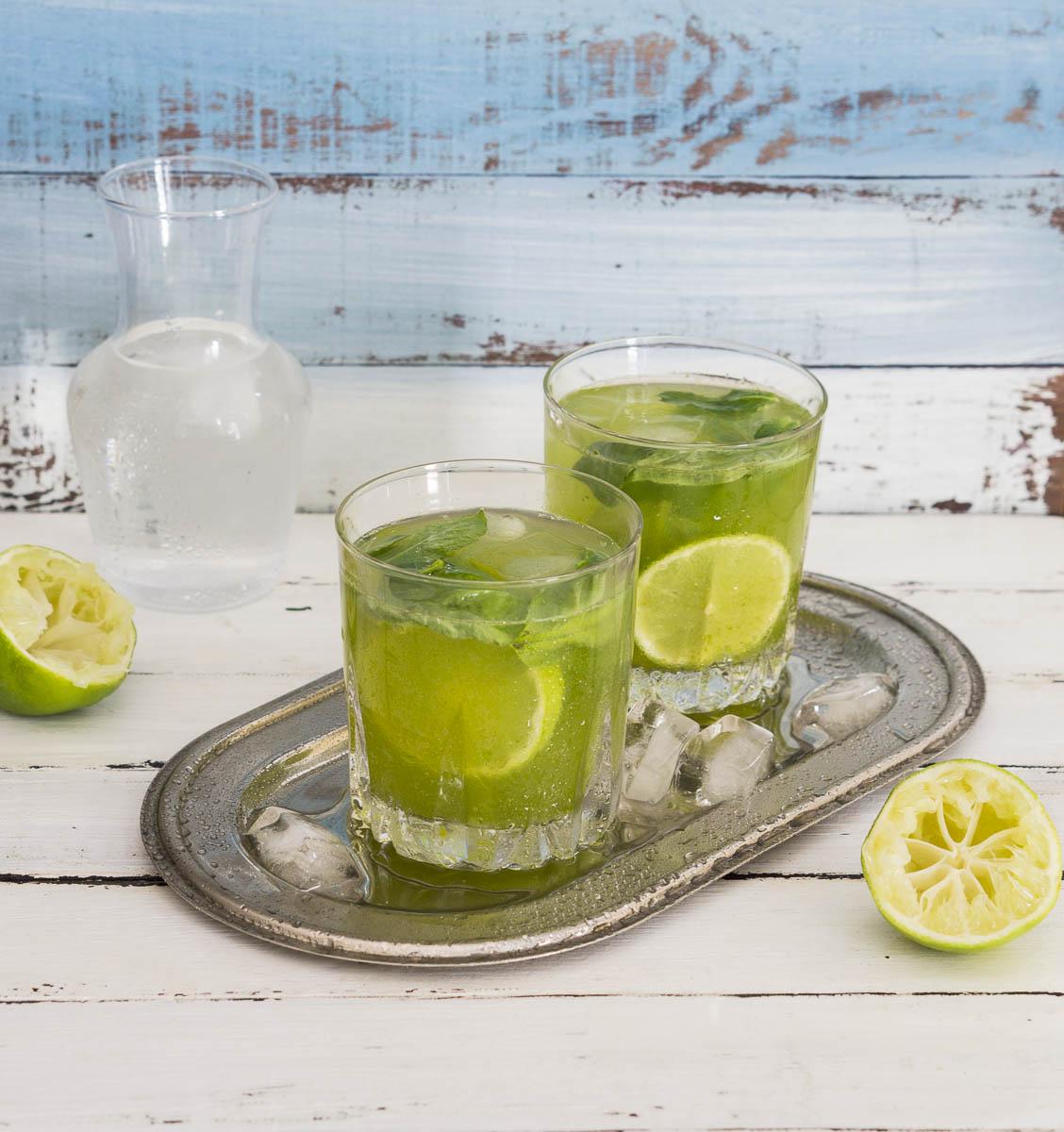 Summer Gin Cocktail