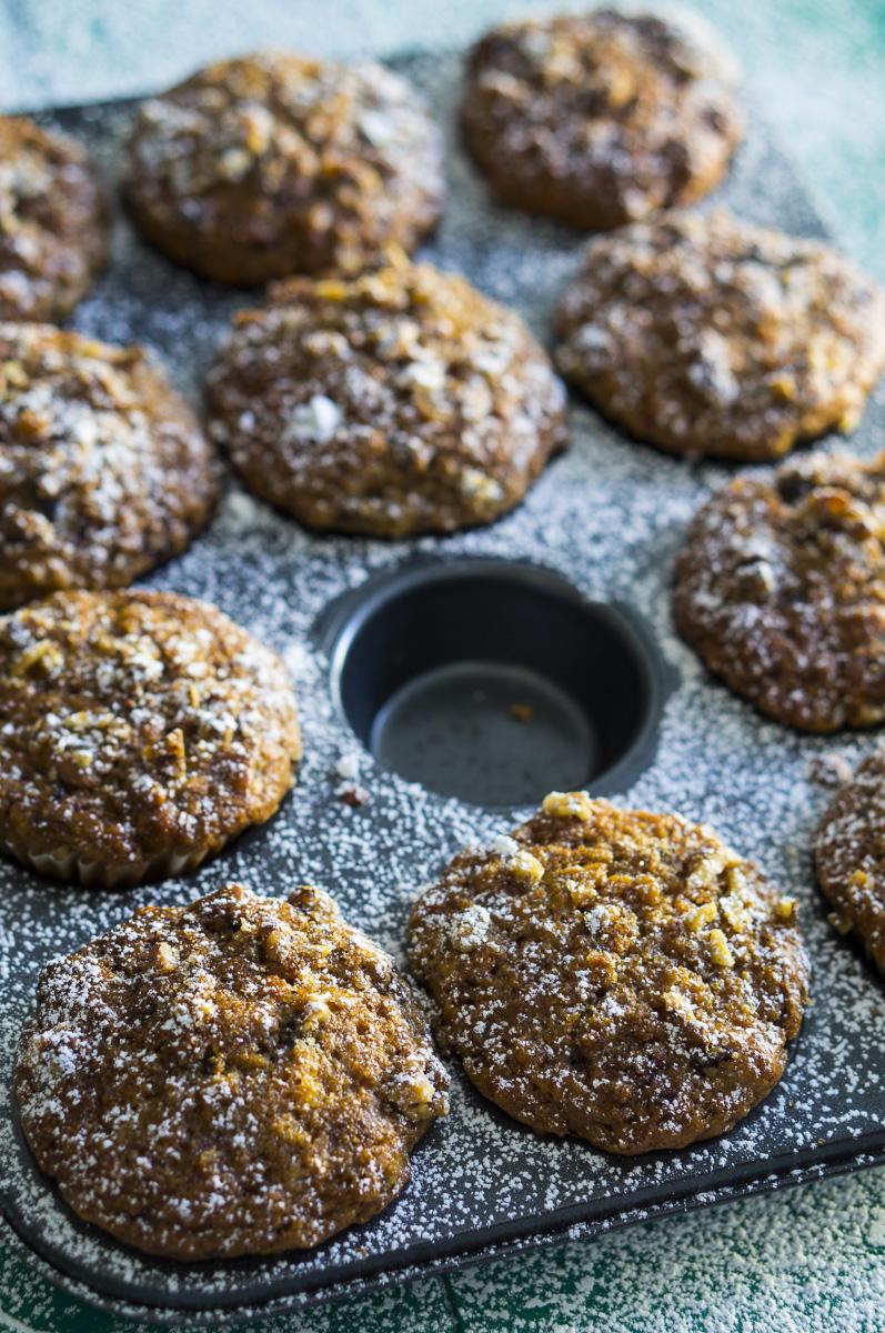 Xmas Morning Muffins