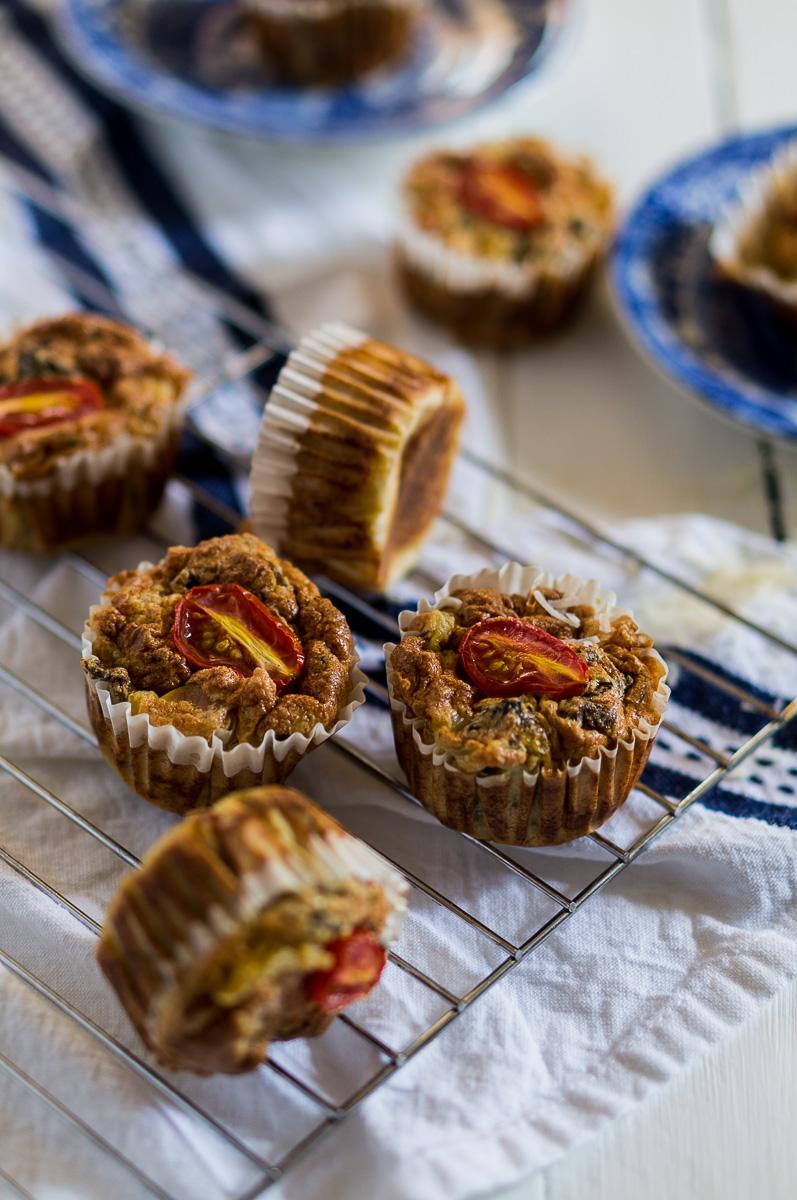 Mini Souffle Frittata -
