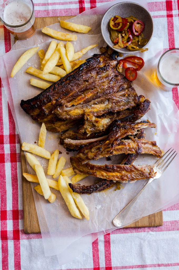 Tequila Ribs