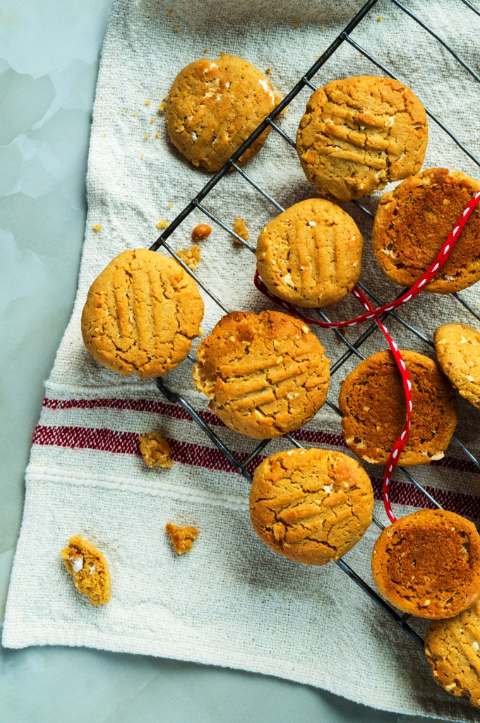 Peanut Butter Nougat Cookie
