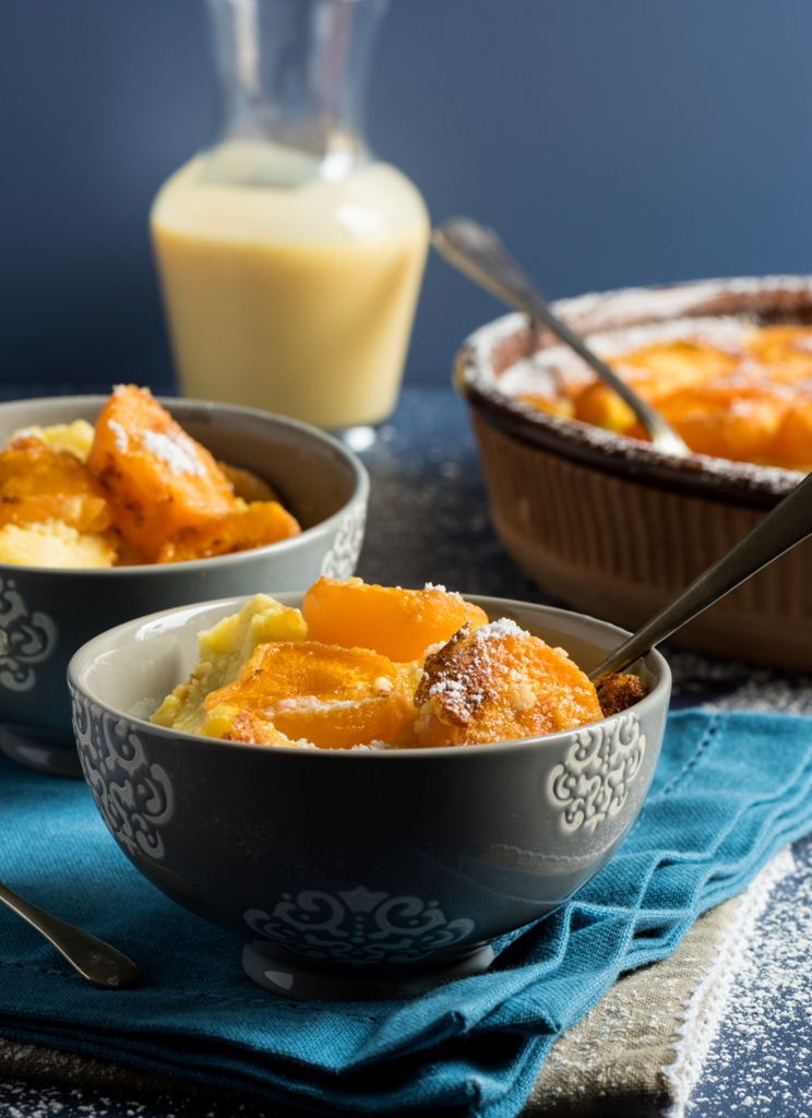 Cherry And Apricot Clafoutis Recipes — Dishmaps
