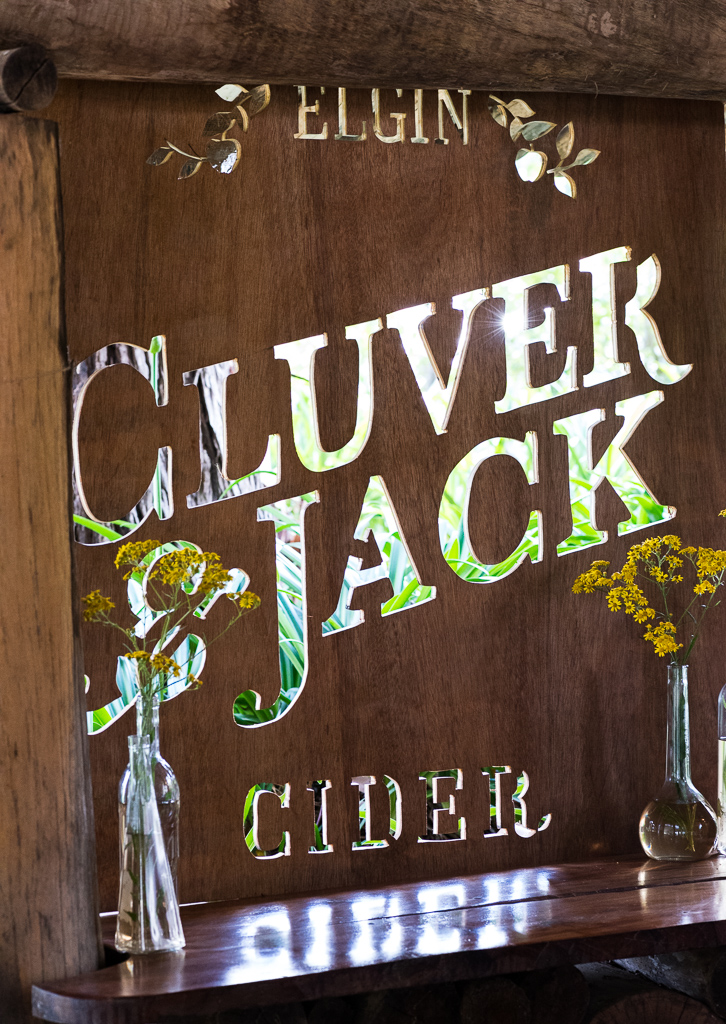 Cluver and Jack Cider