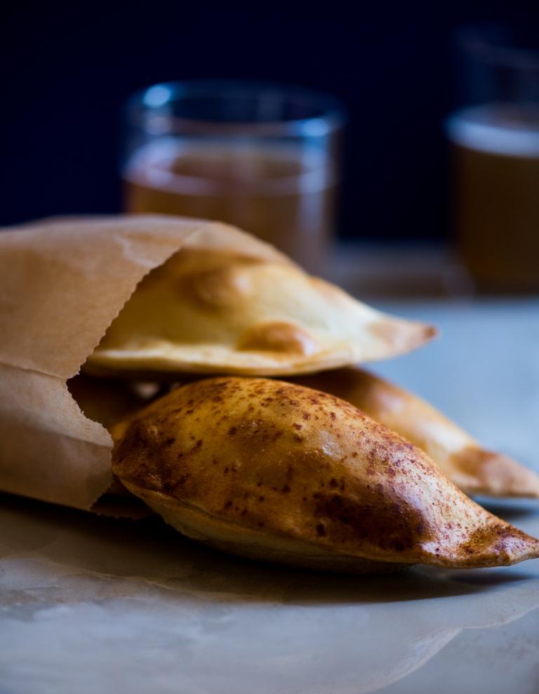 Smoked Snoek Empanadas