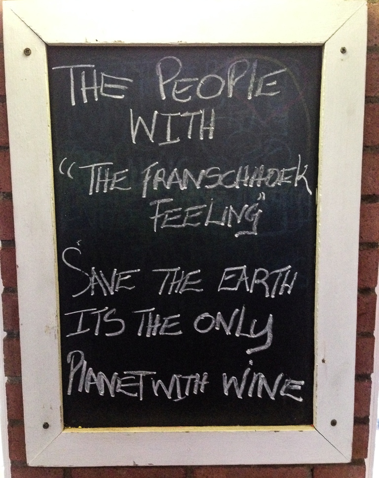 Festive Franschhoek