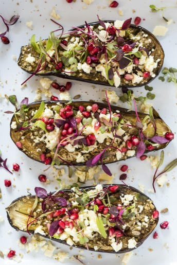 Roasted Aubergine