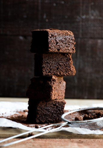 Chocolate Chestnut Brownie
