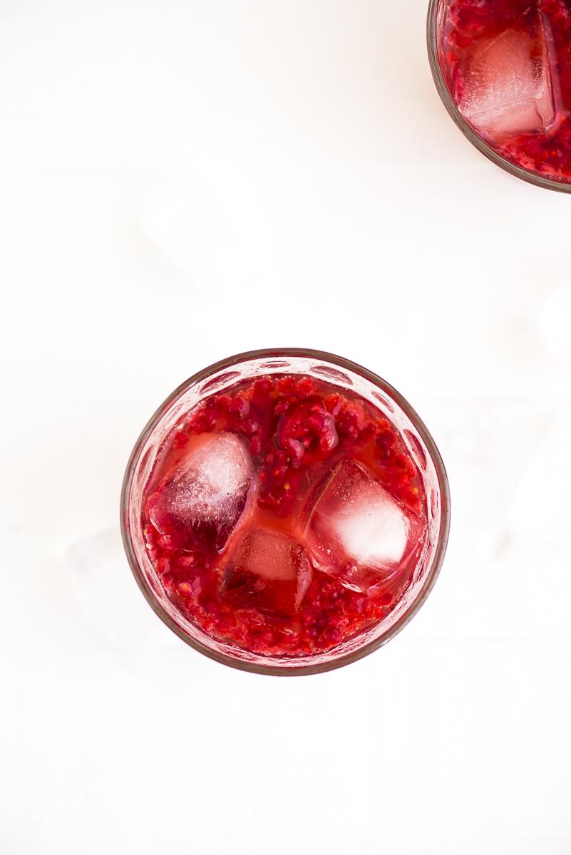 Berry and Beer Lemonade