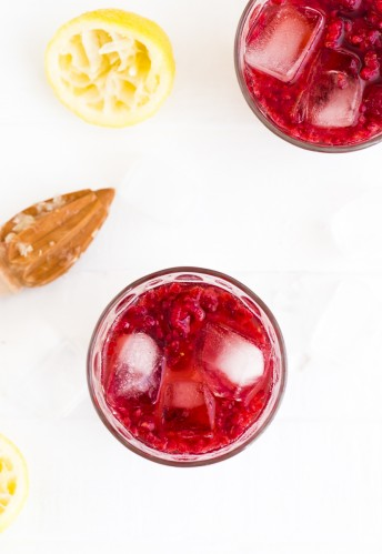 Berry and Beer Lemonade