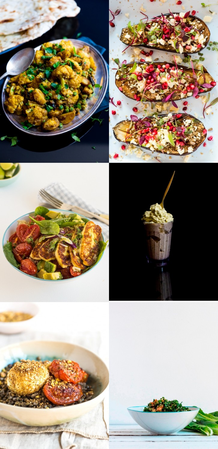6 Healthy Recipes for the New Year
