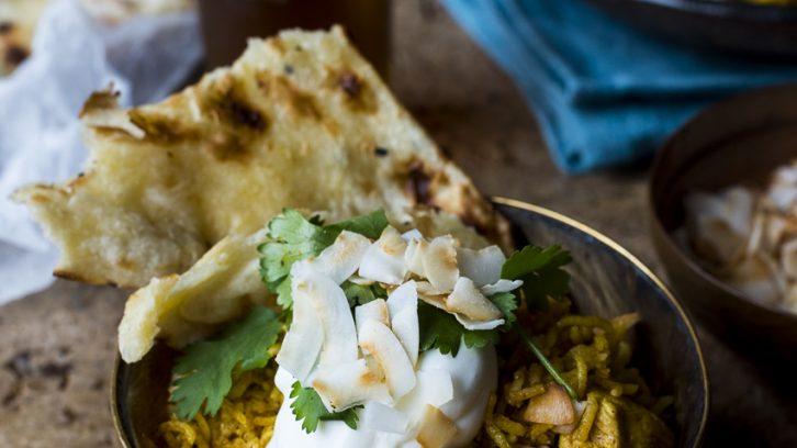 Cheat's Chicken Biryani