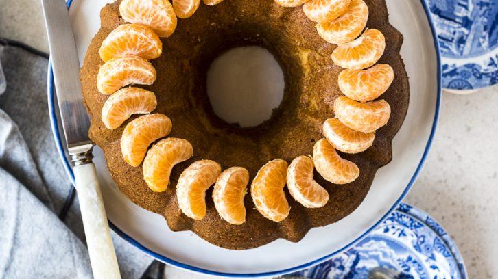 Olive Oil Pound Cake