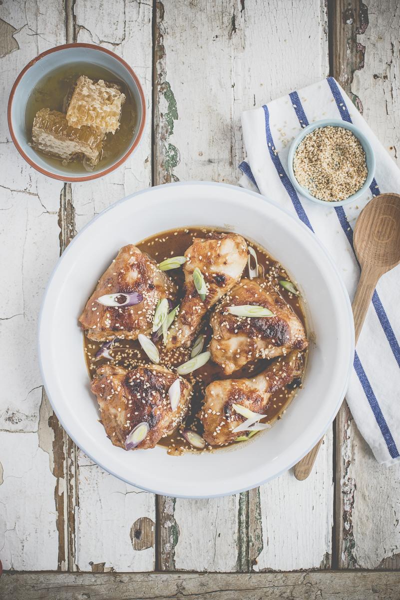 Miso Honey Butter Chicken