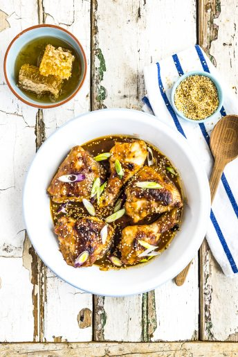 Miso Honey Butter Chicken