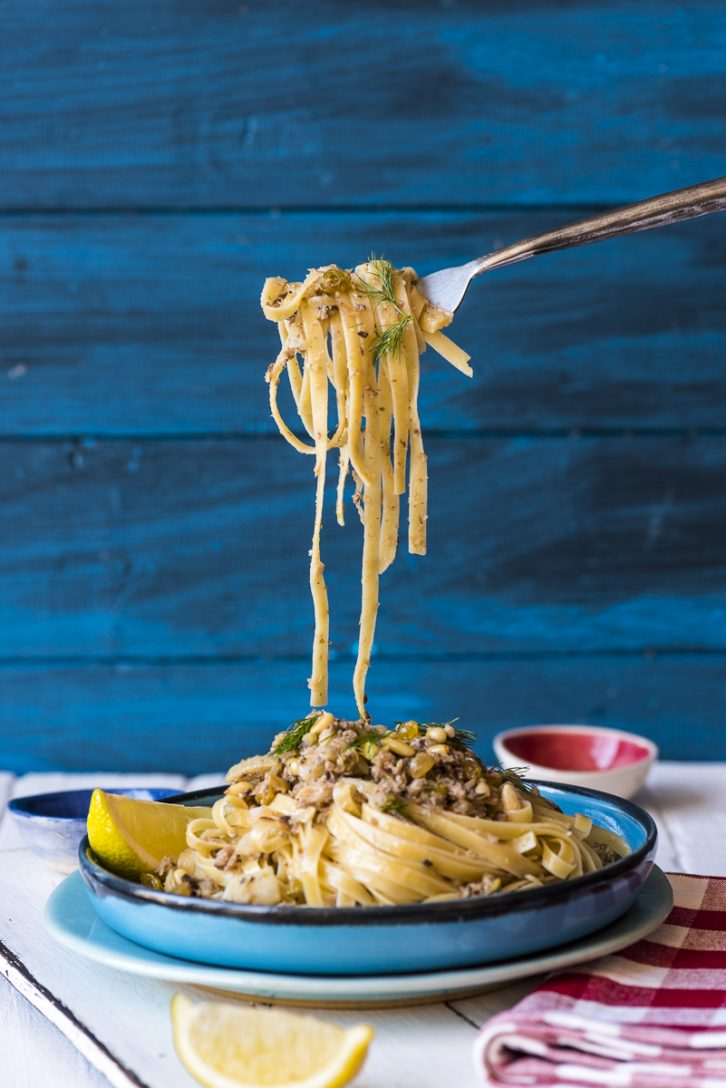 Sardine and Fennel Pasta