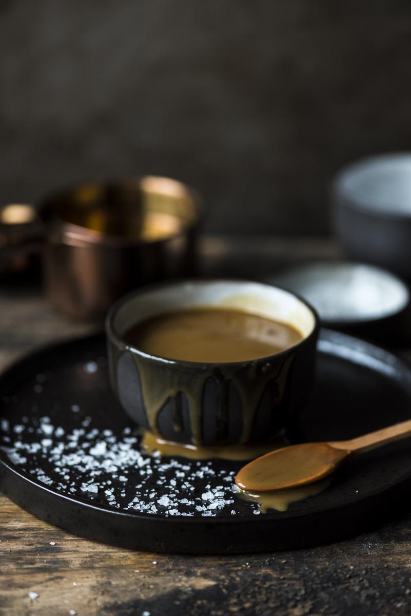 Vegan Coconut Caramel Sauce
