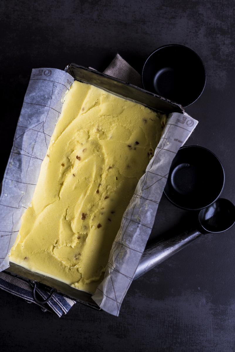 Turmeric Latte Ice Cream