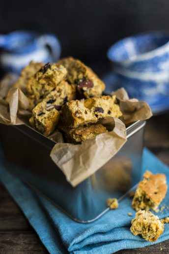 Muesli Buttermilk Rusks