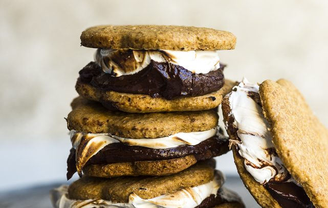 Gourmet S'mores