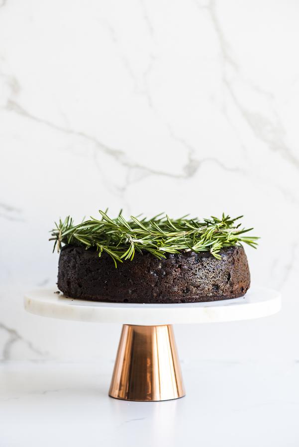 Vegan Fruitcake