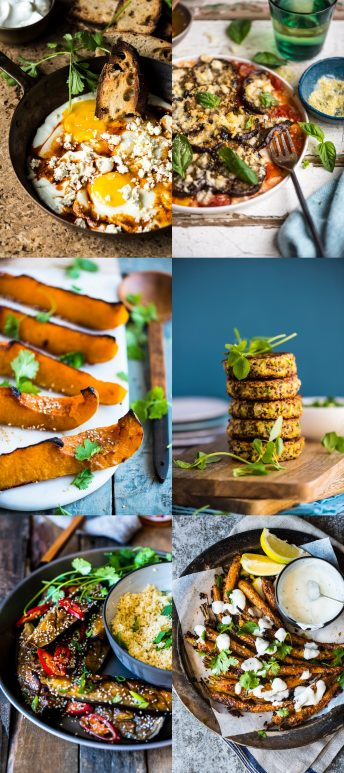 6 delicious veggie recipes for the new year