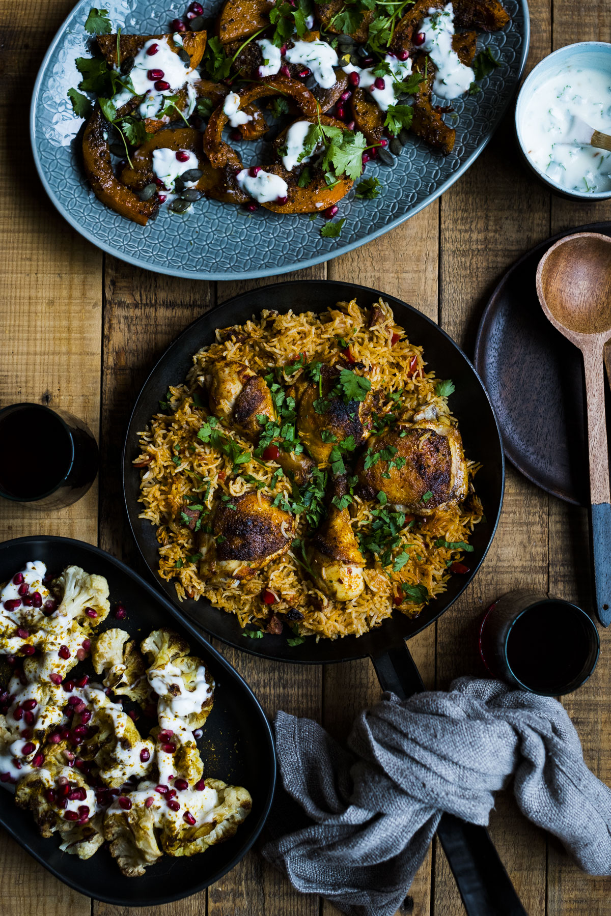 One Pot Chicken and Rice with Chorizo