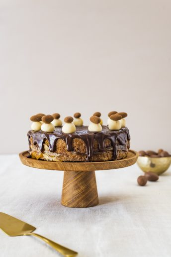 Chocolate Simnel Cake