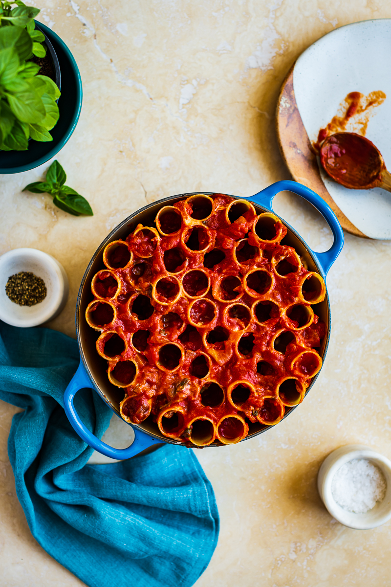 Honeycomb Cannelloni