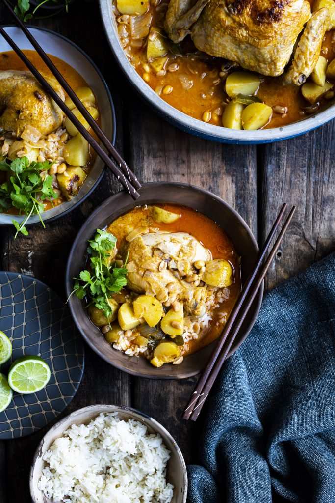 Massaman Curry and Feasting off the Beaten Track in Thailand