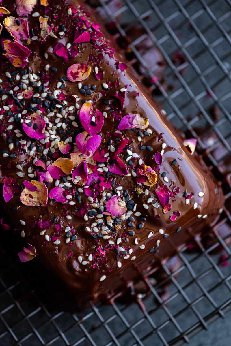 Salted Chocolate Halva