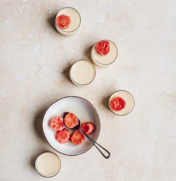 Three Milk Panna Cotta
